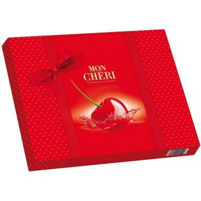 Конфеты Mon Cheri (Мон Шери) с вишней и ликёром