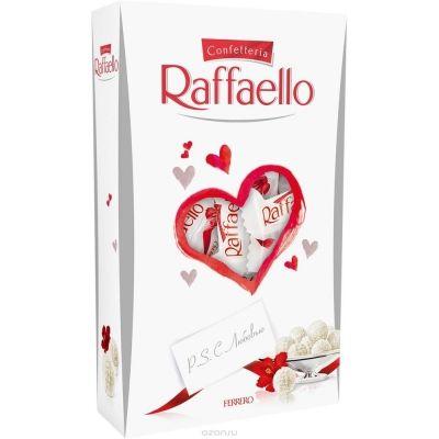Конфеты Rafaello с миндалём