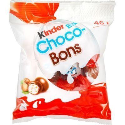 Конфеты Kinder Шоко Бонс