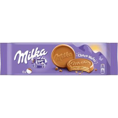 Печенье Милка Choco Wafer