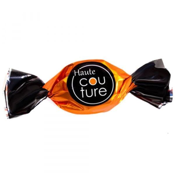 Конфеты Haute Couture c шоколадной начинкой со вкусом мандарина