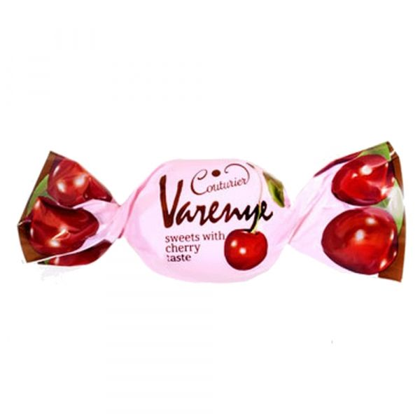 Конфеты Varenye с фруктовой начинкой Вишня (бабочка)