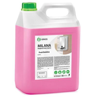 Жидкое крем-мыло GraSS Milanа fruit bubbles канистра