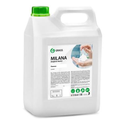 Жидкое мыло GraSS Milana мыло-пенка канистра