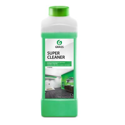 Средство моющее щелочное GraSS Super Cleaner концентрированное