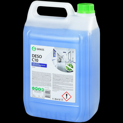Средство для чистки и дезинфекции GraSS DESO (С10)