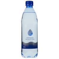 Вода Карельская жемчужина минеральная природная питьевая столовая газированная