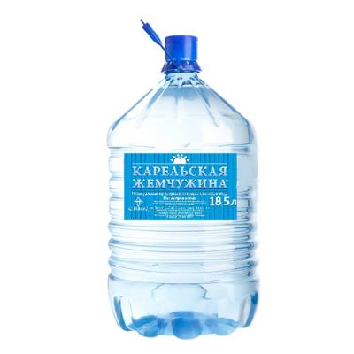 Вода Карельская жемчужина минеральная природная питьевая столовая негазированная
