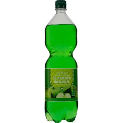 Напиток сильногазированный Карельская жемчужина Зеленое яблоко
