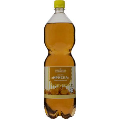 Напиток сильногазированный Карельская жемчужина Ириска