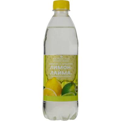 Напиток сильногазированный Карельская жемчужина Лимон-лайм
