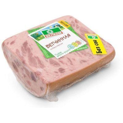 Колбаса Велком Ветчинная пгн из охлажденного мяса