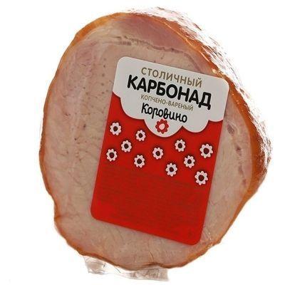 Карбонад Коровино Столичный в/у крупный кусок