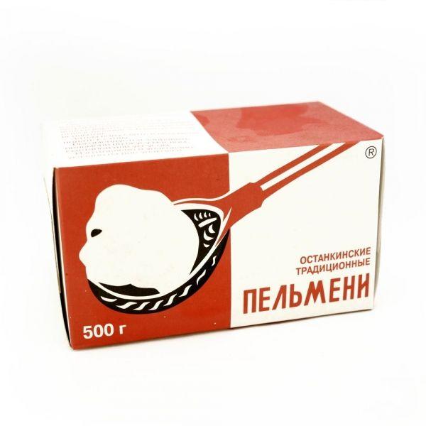 Пельмени Останкино Останкинские в коробке