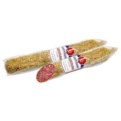 Колбаса Царицыно Идеальная сырокопченая в специях