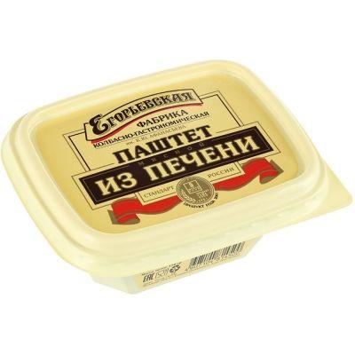 Паштет Егорьевская ФКГ из печени жареный