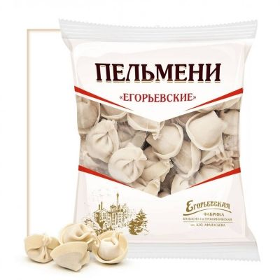 Пельмени Егорьевская ФКГ Егорьские
