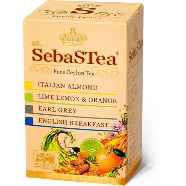 Чай SebaSTea Assortment № 4 20 пак.