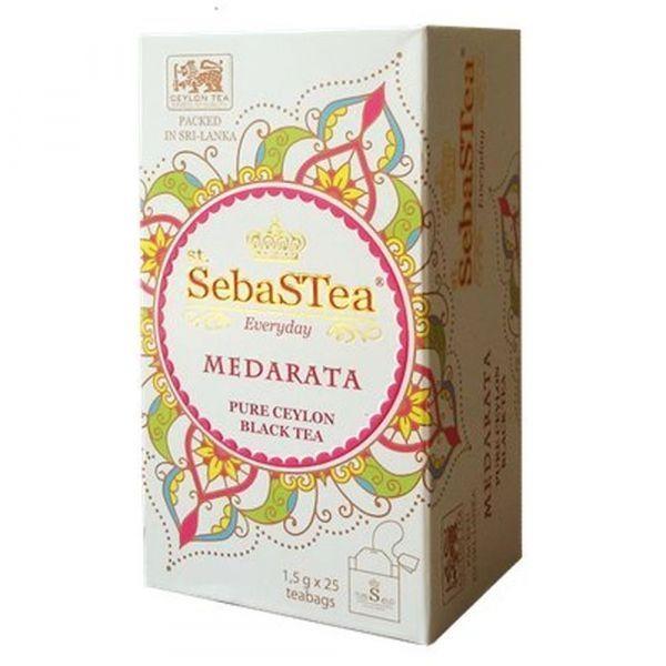Чай SebaSTea Medarata 25 пак.