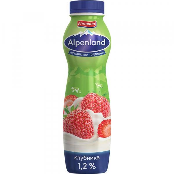 Напиток йогуртный