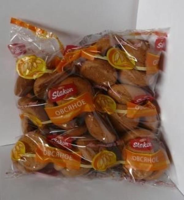 Печенье сдобное Слакон