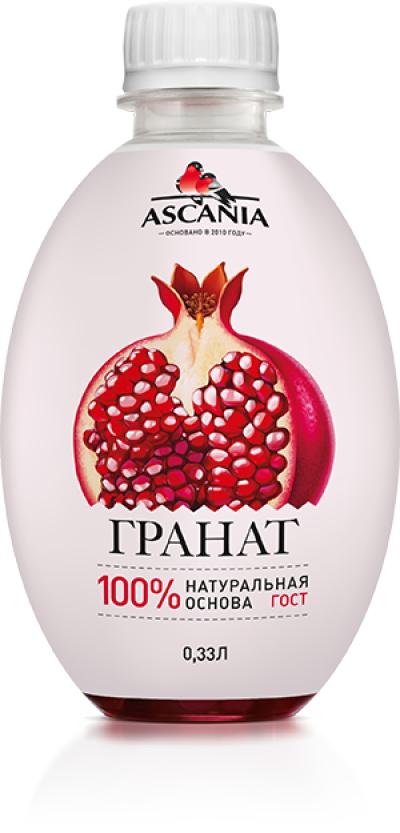 Напиток 'Аскания' Гранат