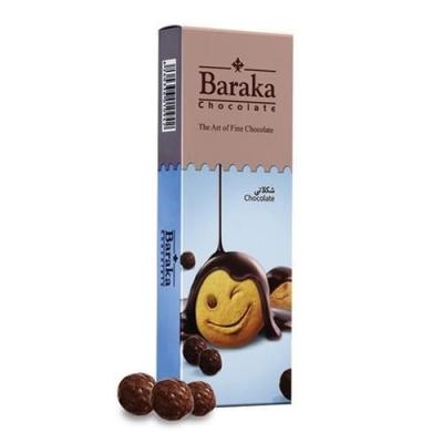 Бисквитные шарики Baraka в молочном шоколаде