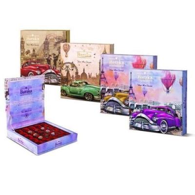Конфеты шоколадные ассорти Baraka 'Монте-Карло' (с подарочной сумкой)