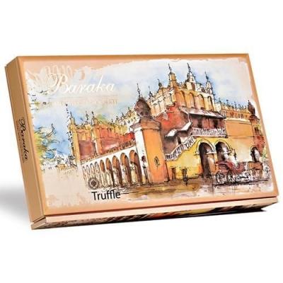 Трюфели ручной работы ассорти Baraka 'Замок' (с подарочной сумкой)