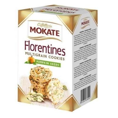 Печенье флорентийское 'Мокате' мультизерновое с тыквенными семечками