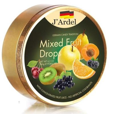 Леденцы 'J'Ardel' со вкусом фруктов
