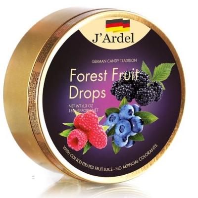 Леденцы 'J'Ardel' со вкусом лесных ягод