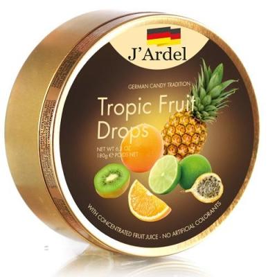 Леденцы 'J'Ardel' со вкусом тропических фруктов