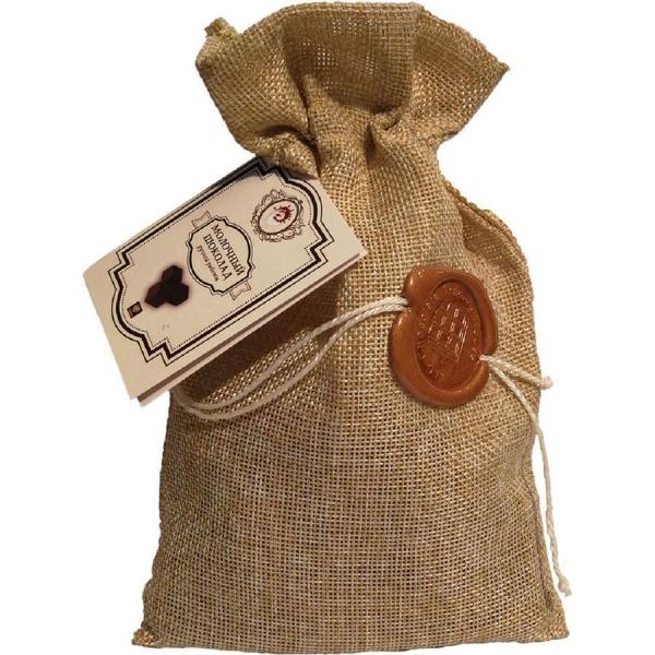Шоколад молочный ручной работы Libertad (мешочек)