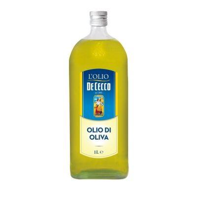 Масло оливковое De Cecco рафинированное