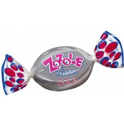 Карамель Zozole Cola с шипучей начинкой со вкусом колы