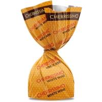 Конфеты шоколадные Mieszko Cherrissimo White Wine с вишней в алкоголе