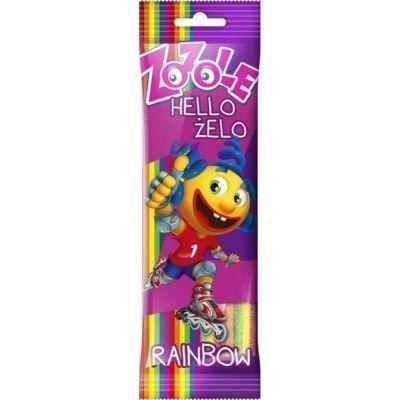 Конфеты Zozole Rainbow Jellies желейные