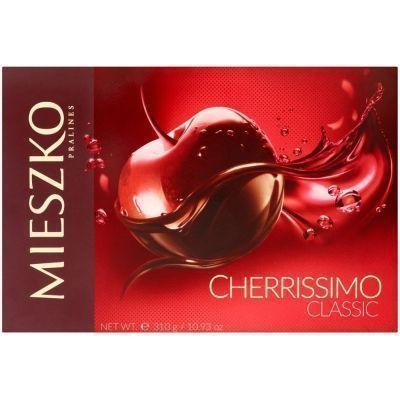 Шоколадный набор Mieszko Cherrissimo Classic с вишней в алкоголе ВЕСНА