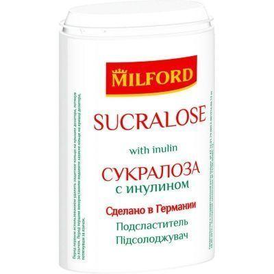 Заменитель сахара Милфорд Сукралоза 370 шт.