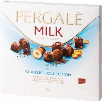 Шоколадный набор Pergale из молочного шоколада