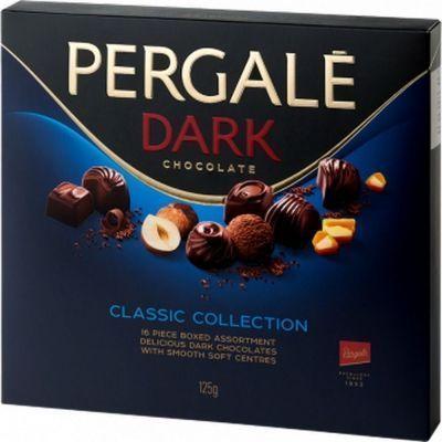 Шоколадный набор Pergale из темного шоколада