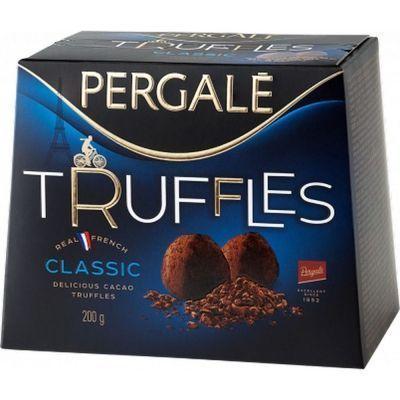 Шоколадный набор Pergale Трюфели классические