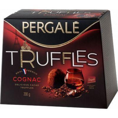 Шоколадный набор Pergale Трюфели с коньяком