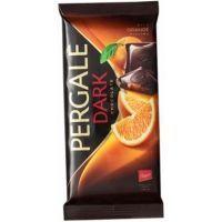 Шоколад темный Pergale с апельсиновой начинкой