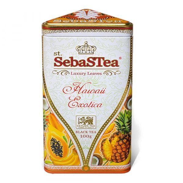 Чай SebaSTea Hawaii Exotica ж/б