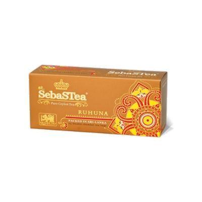 Чай SebaSTea Ruhunu 25 пак.