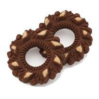 Печенье Брянконфи Нежные подснежники шоколадные
