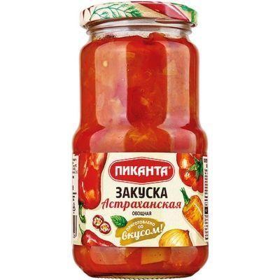 Закуска овощная Пиканта Астраханская