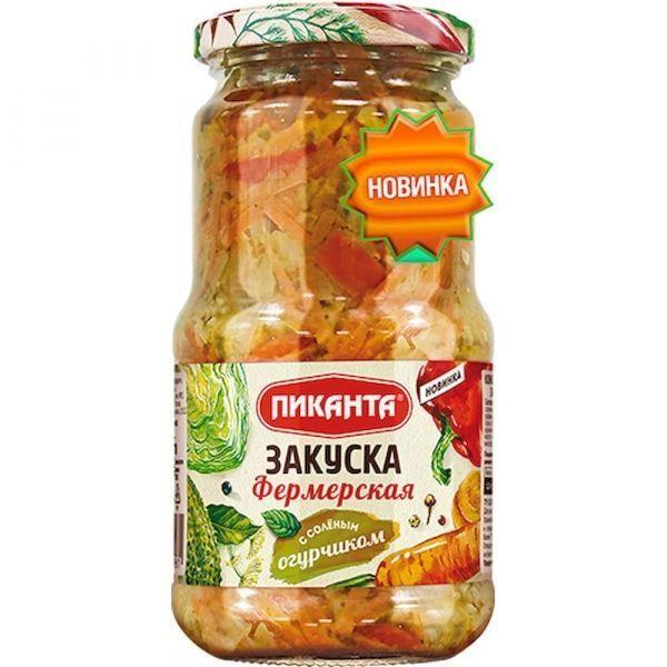 Закуска Пиканта Фермерская